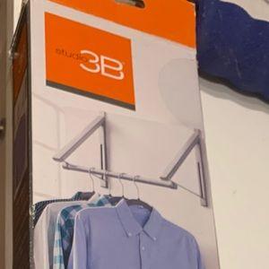 Other - Over the door towel rack